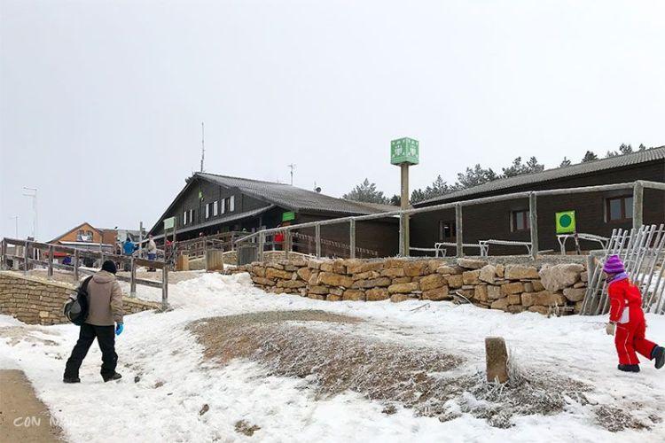 Esquiar con Niños en Valdelinares