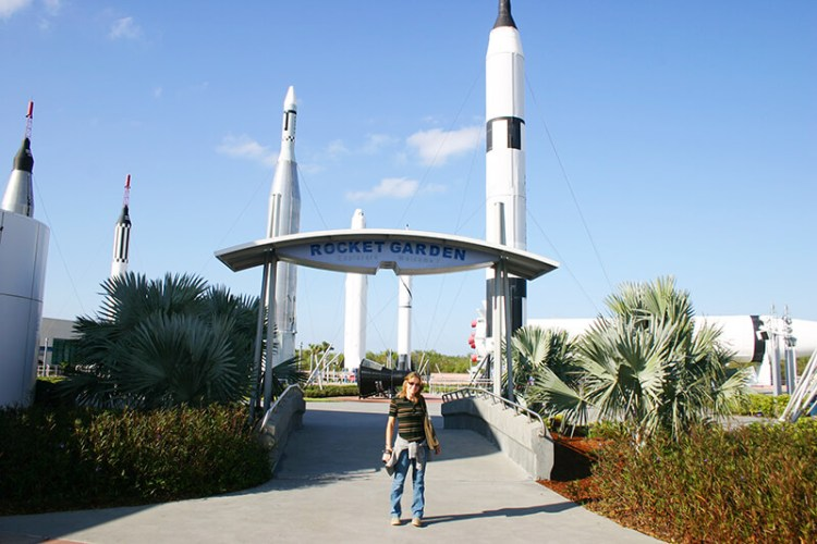 LA NASA - Kennedy Space Center en Cabo Cañaveral - Viaje a Florida