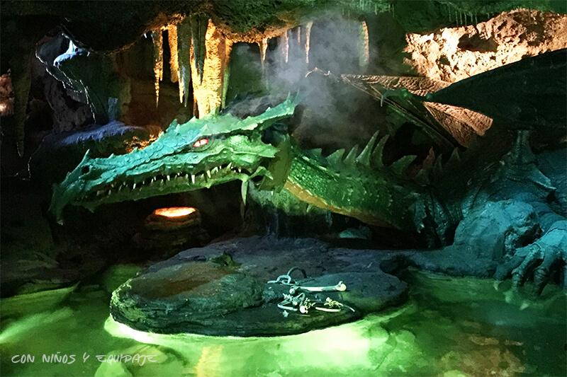 Dragón Disneyland París