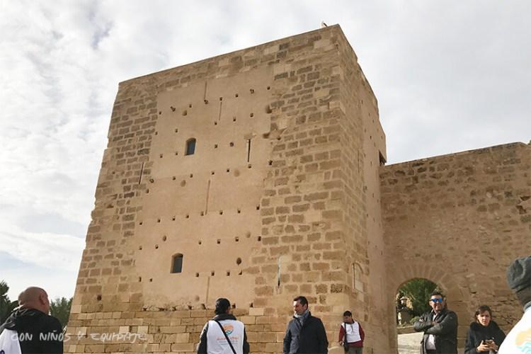 Torre de Santa Catalina en Alicante
