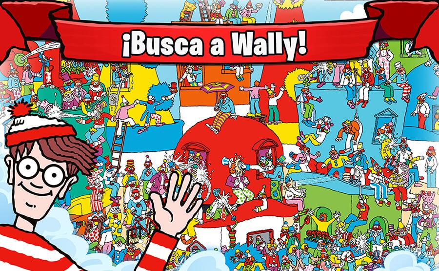 Donde esta Wally en Parqueclub