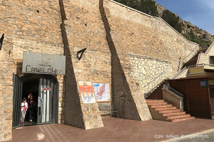 Cuevas del Canelobre en Busot