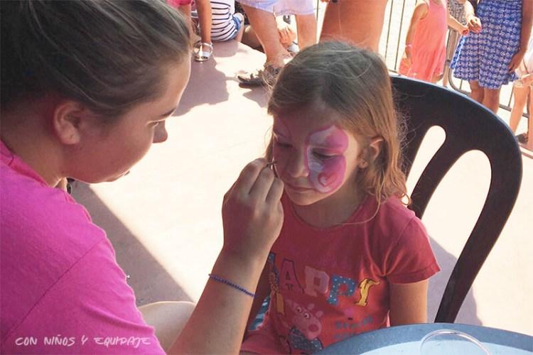actividades para niños campiog
