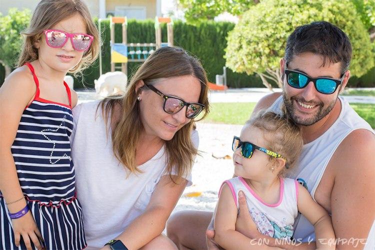 Gafas de sol para niños Skull Rider