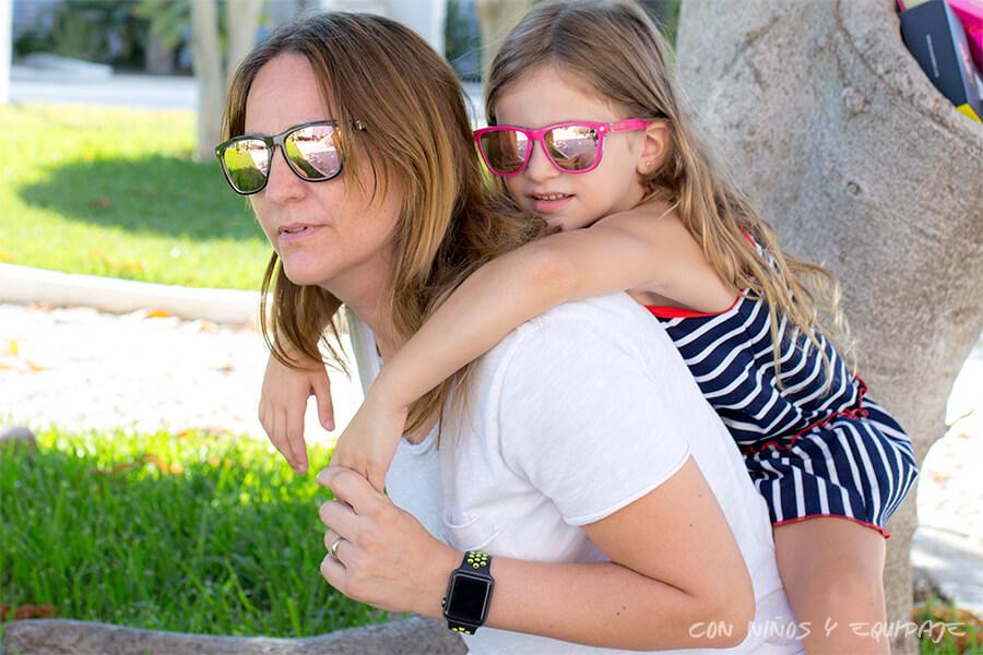 Gafas de sol Barbie de Skull Rider para madres e hijas