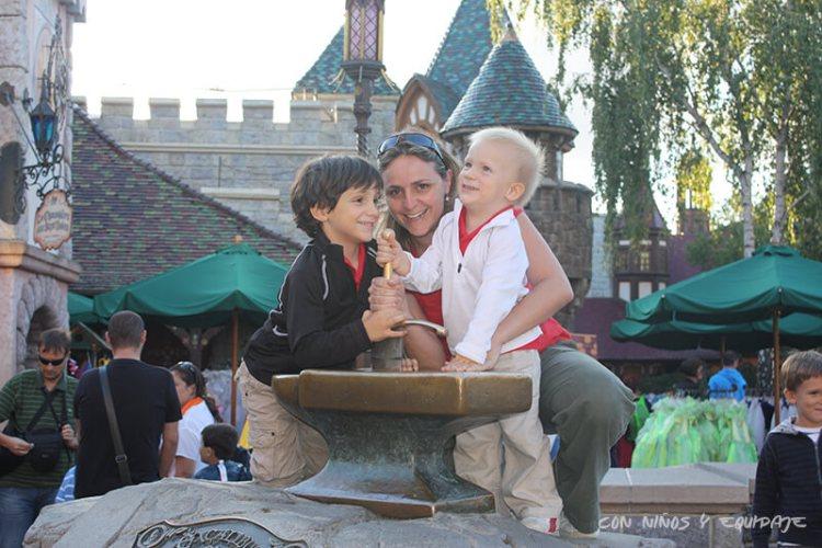 Fantasyland en Disney