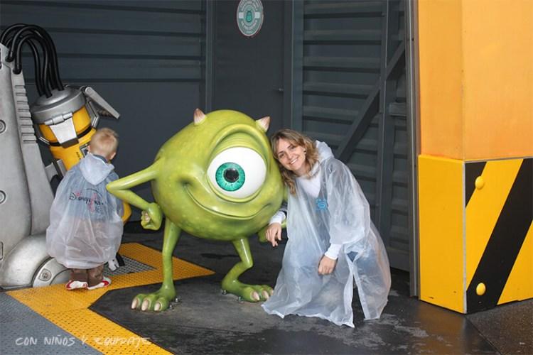 Monstruos SA en Disneyland París