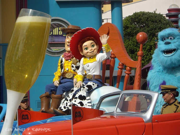 Toy Story en Disneyland París