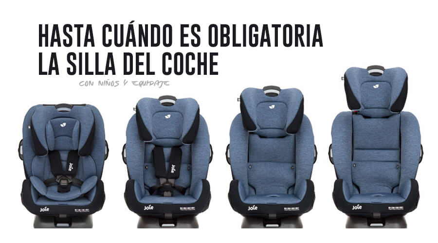 Hasta Cuando Es Obligatoria La Silla Del Coche