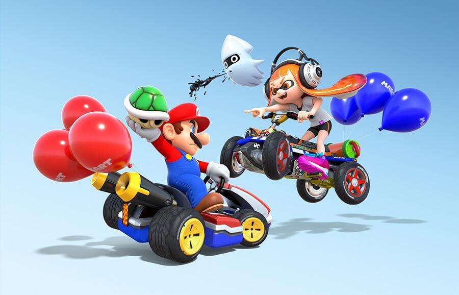 Nintendo en el Centro Comercial Gran Vía de Hortaleza