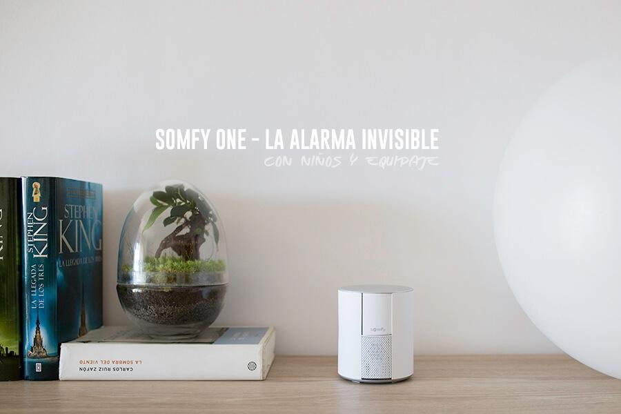 Somfy One la alarma