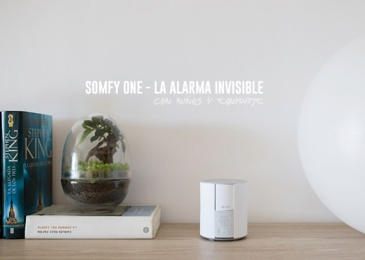Somfy One la alarma