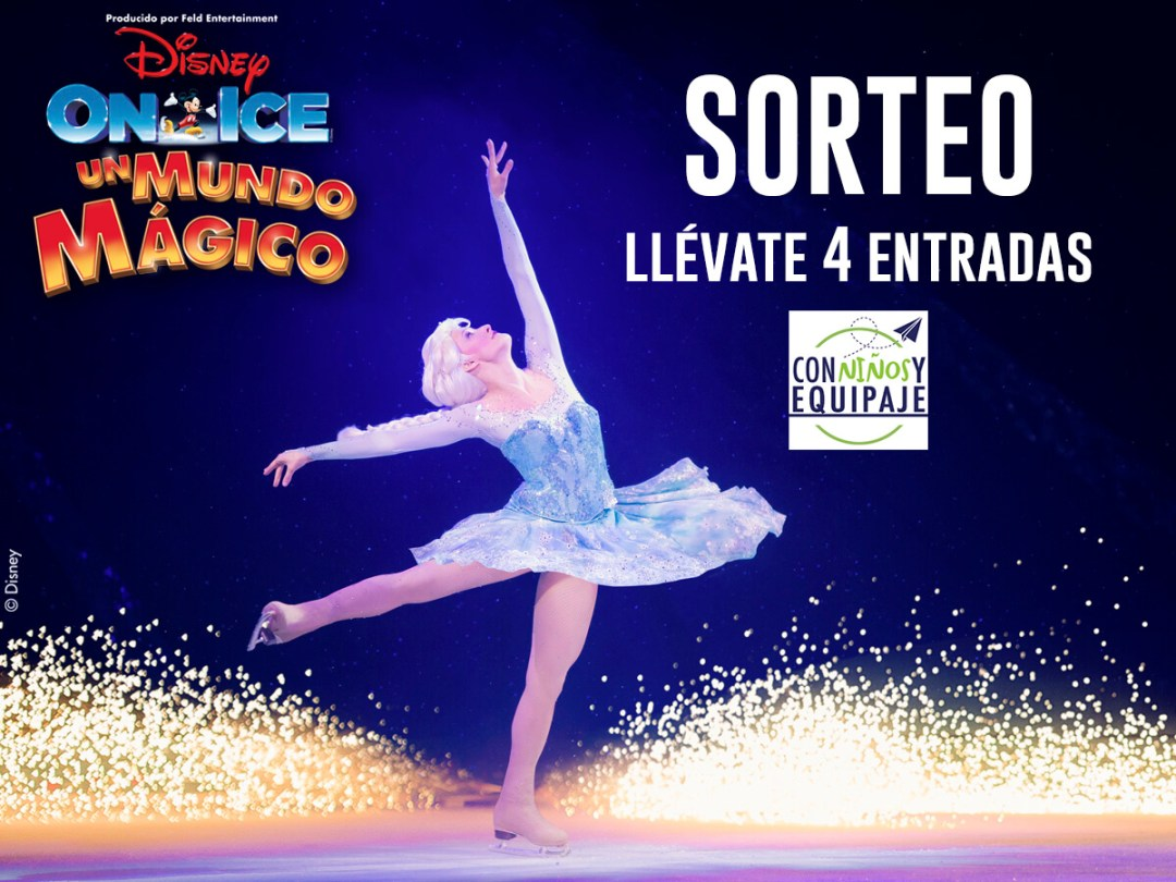 Gira Disney On Ice 2018