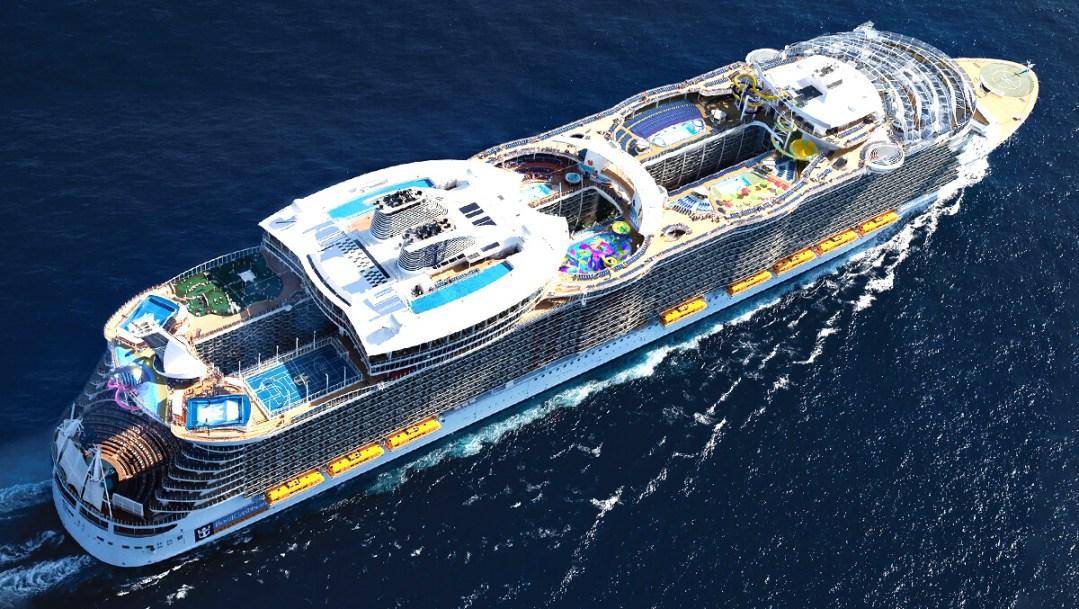 Crucero para Familias - Symphony Of The Seas de Royal Caribbean