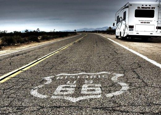 hacer la ruta 66 de Estados Unidos