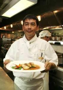 Sala Rim Naam waiter