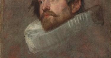 Van Dyck Head Study