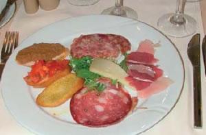 Tuscany dish