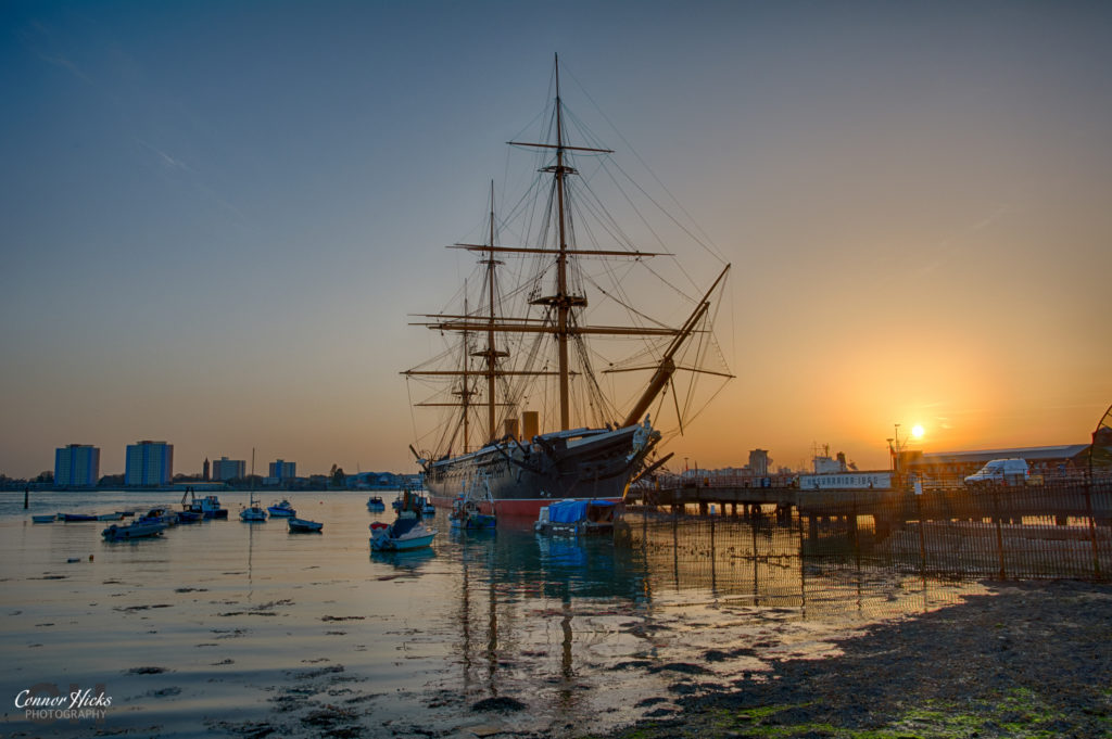 HMS Warrior Portsmouth Harbour 1024x681 Travel