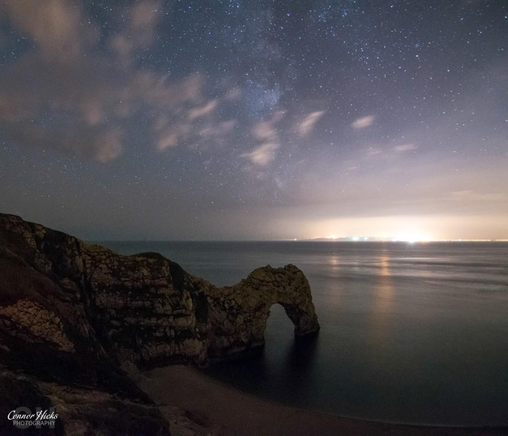 Durdle Door Milky Way 1 1024x879 Astro