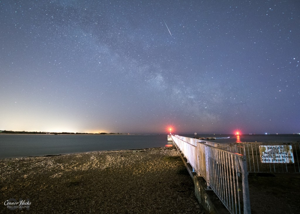 Eastney Pier Milky Way Portsmouth Astrophotography 1024x731 Astro