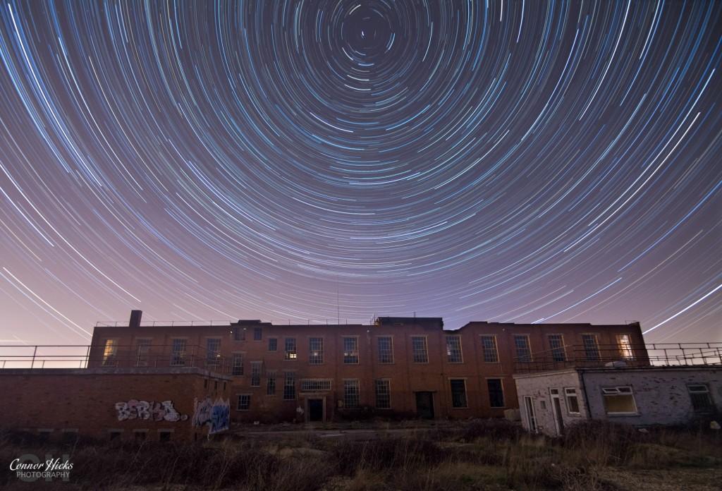 Fraser Range Startrails Portsmouth Hampshire Astrophotography 1024x696 Astro