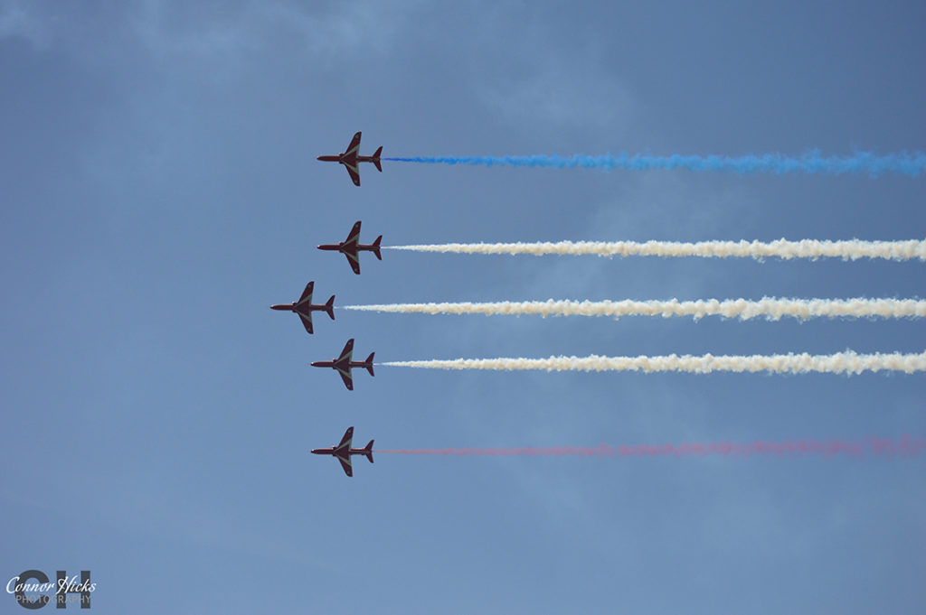 D Day 70 Portsmouth Southsea Hampshire Photography Photographer Red Arrows 41 1024x681 D Day 70 Commemorations, Southsea