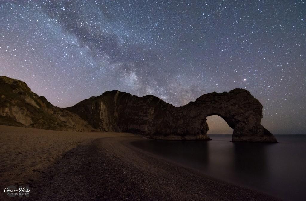 Durdle Door Milky Way 1024x673 Astro