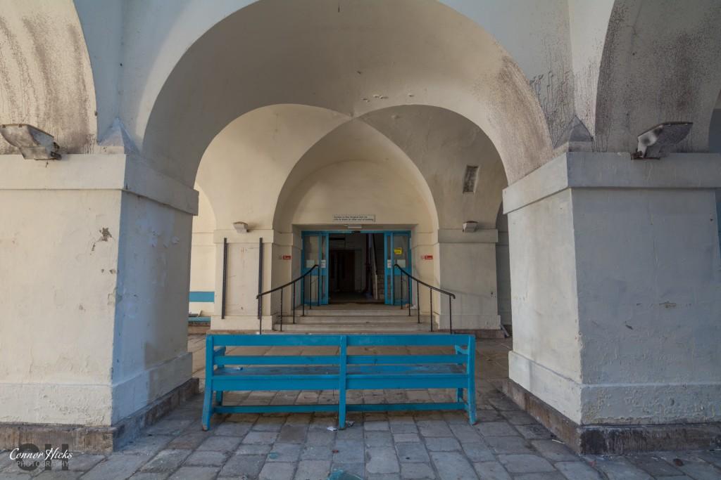 Arches Haslar Urbex 1024x683 The Royal Hospital Haslar, Gosport