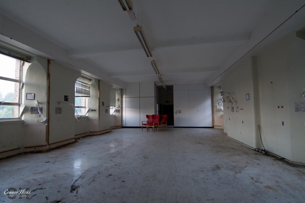 Haslar Hospital Interior 1024x683 The Royal Hospital Haslar, Gosport