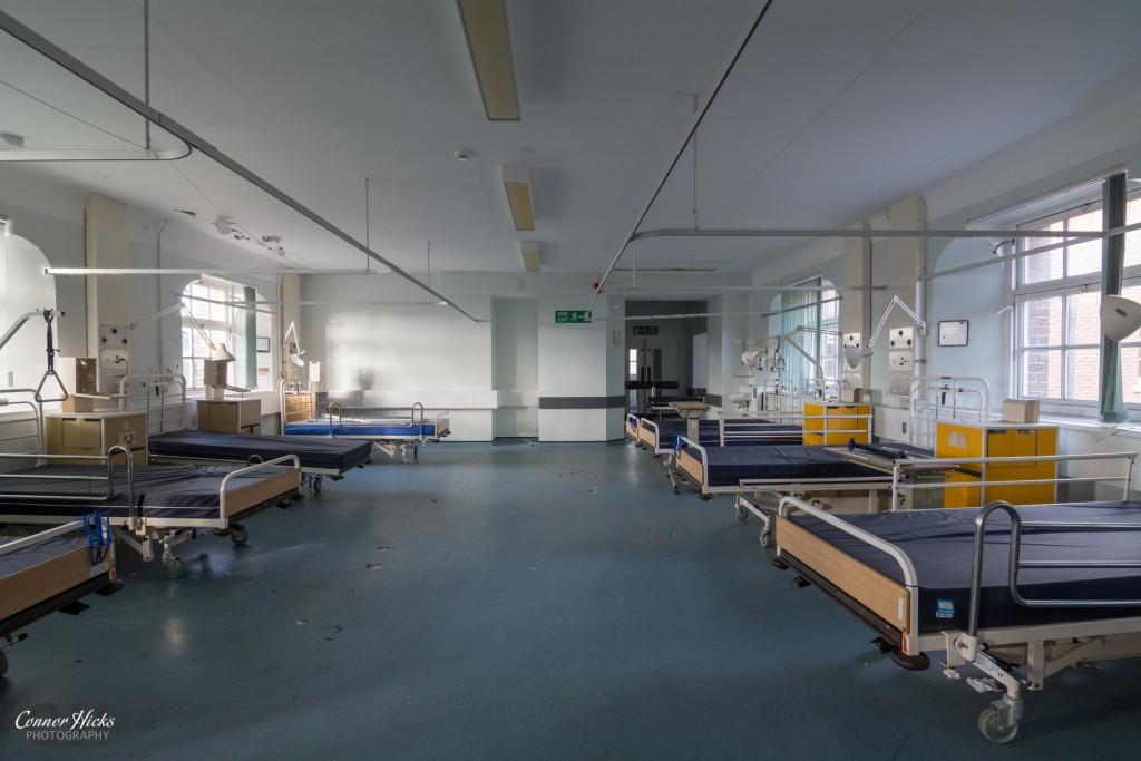 Urbex Haslar F Ward 1024x683 The Royal Hospital Haslar, Gosport