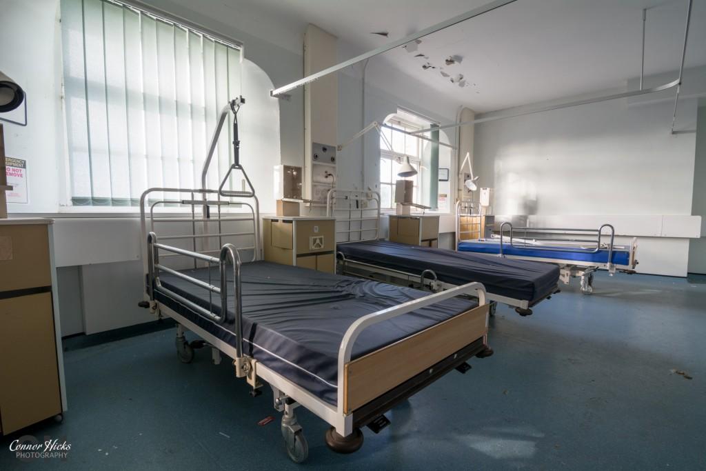 Urbex Royal Hospital Haslar 1024x683 The Royal Hospital Haslar, Gosport