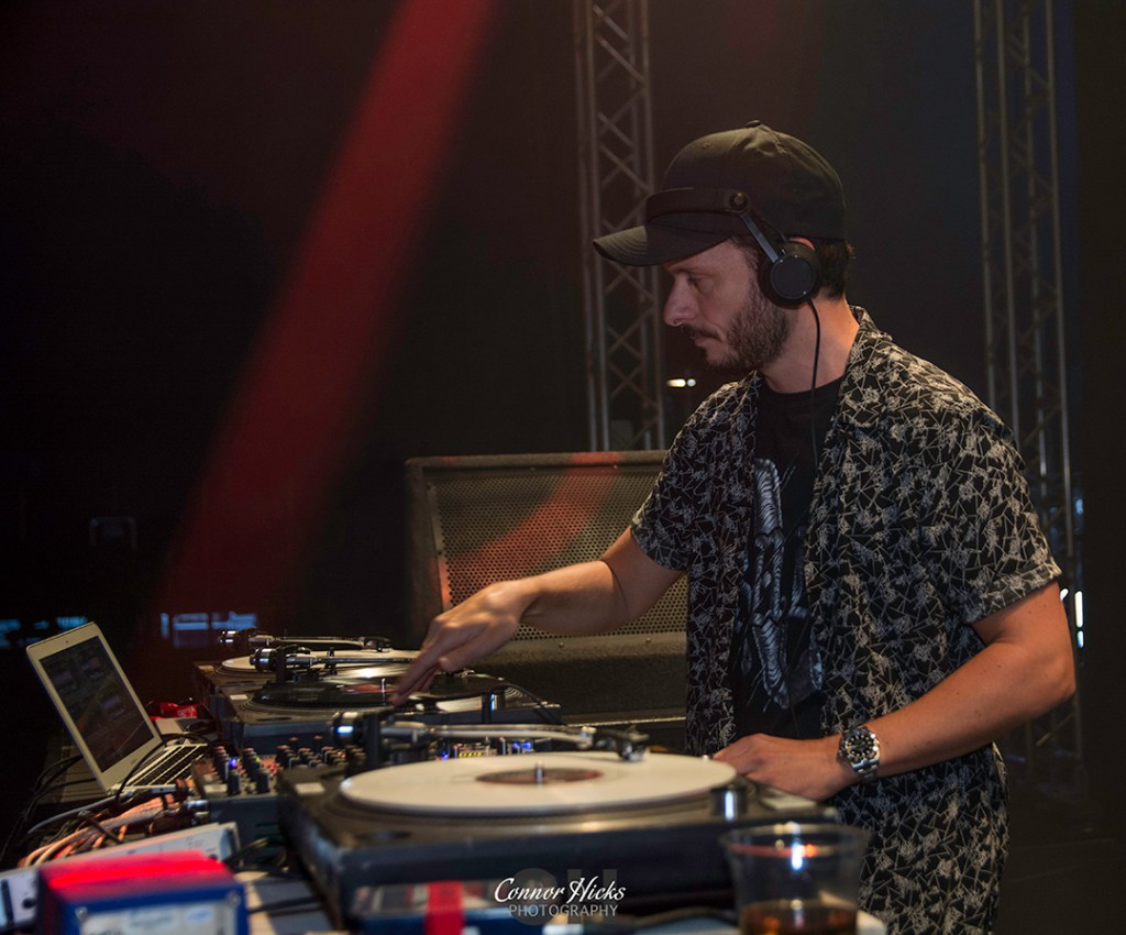 Andy C At V Festival 2015 1024x850 V Festival, Chelmsford 2015