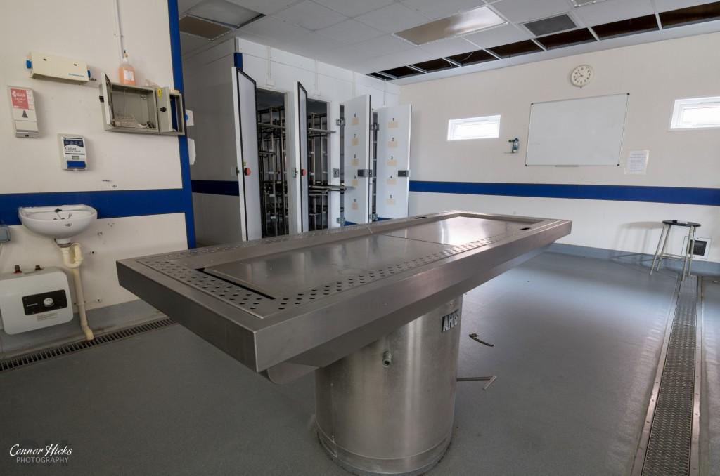 Urbex Haslar Hospital Morgue 1024x678 Haslar Morgue