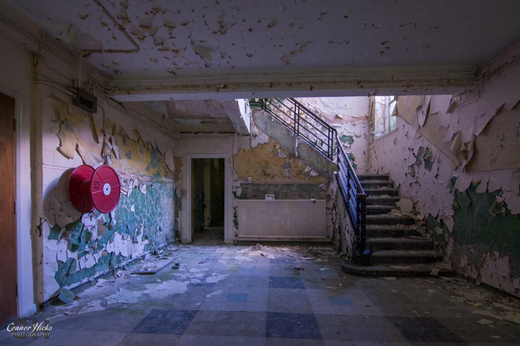 Natural Decay RAF Church Fenton Urbex 1024x683 RAF Church Fenton, Leeds
