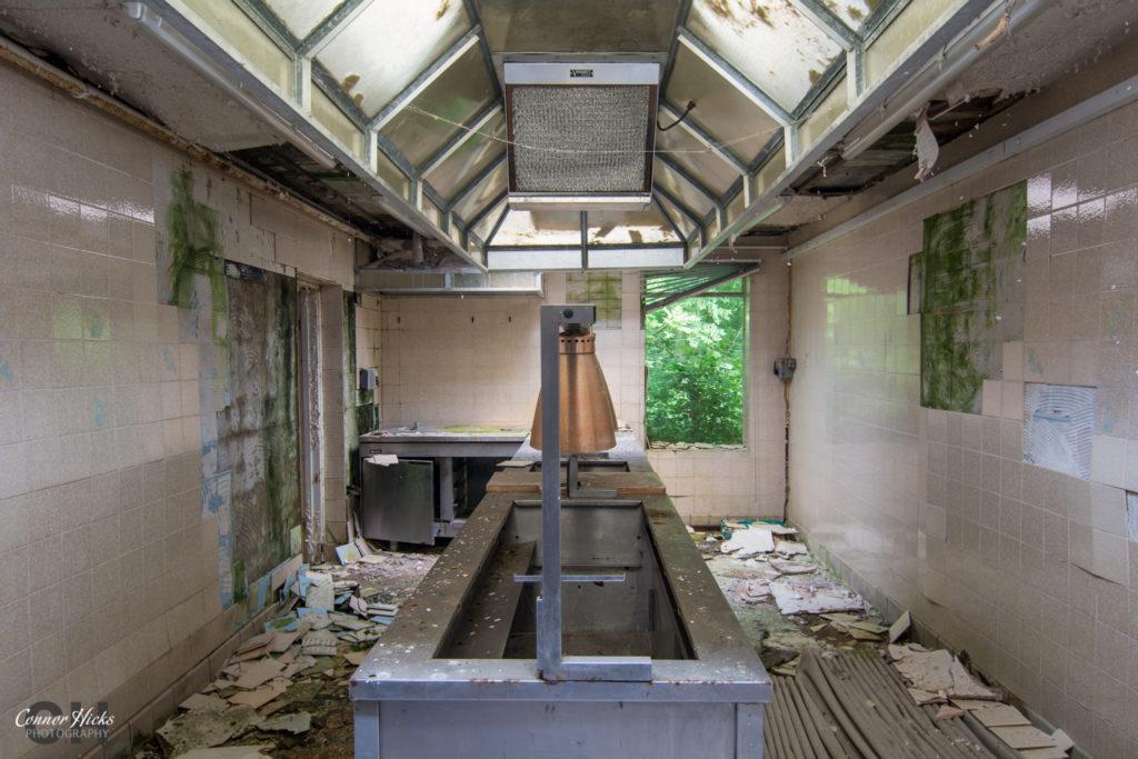 RAF Church Fenton Urbex Kitchen 1024x683 RAF Church Fenton, Leeds