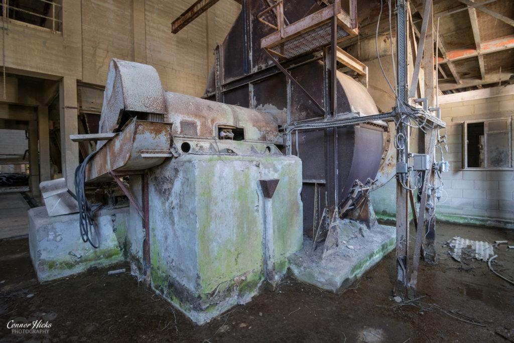 Shoreham Cement Works Urbex Machinery 1024x683 Shoreham Cement Works, West Sussex