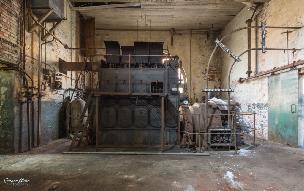 Tonedale Mills Boiler Room Somerset Urbex 1024x645 Tonedale Mills, Somerset
