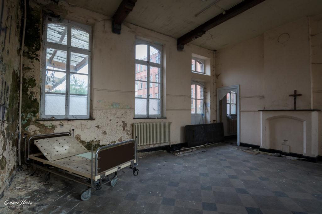 Belgium Urbex The Green School 1024x682 The Green School, Belgium