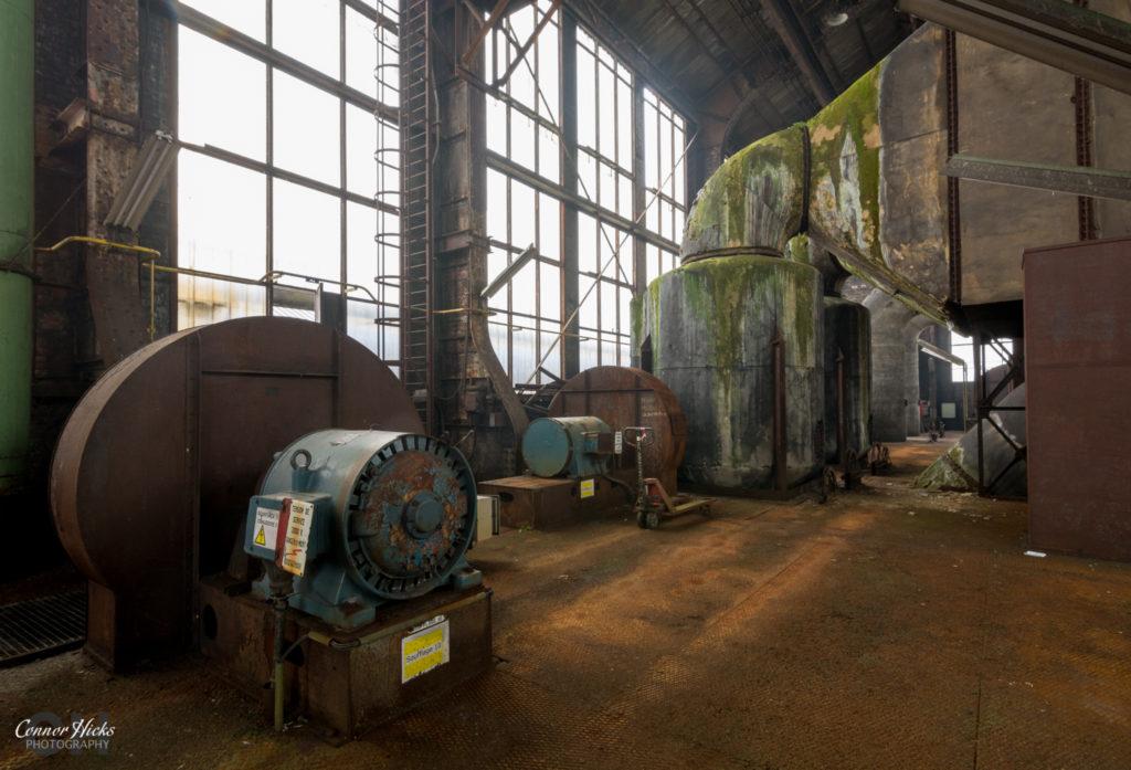 Blue Power Plant belgium urbex 1024x697 Blue Power Plant, Belgium