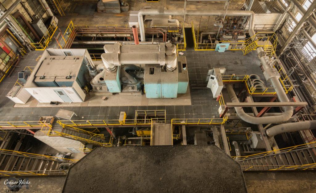 blue power plant urbex belgium 1 1024x626 Blue Power Plant, Belgium