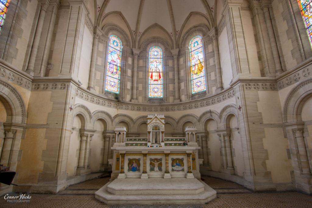 Hospital Plaza Chapel France 1024x683 Hospital Plaza, France