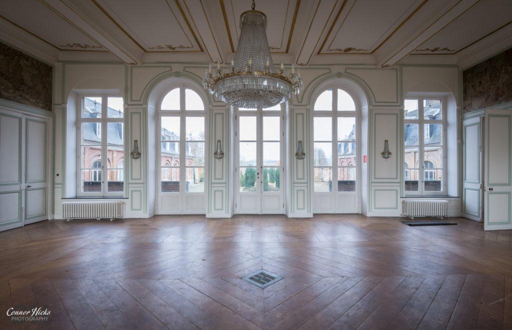 Urbex Belgium Chateau Des Muscles 1024x661 Chateau Des Muscles, Belgium