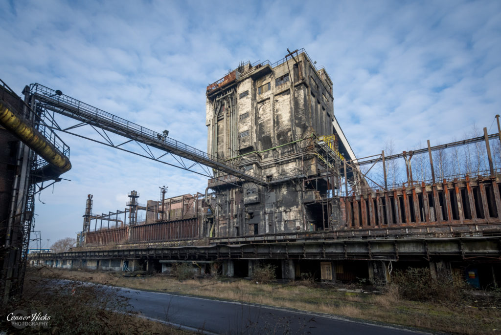 belgium urbex coke works charleroi 1024x686 Coke Works, Belgium