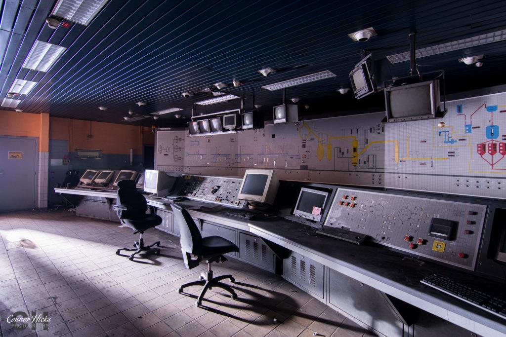 HFB Control Room Urbex  1024x683 HFB, Belgium