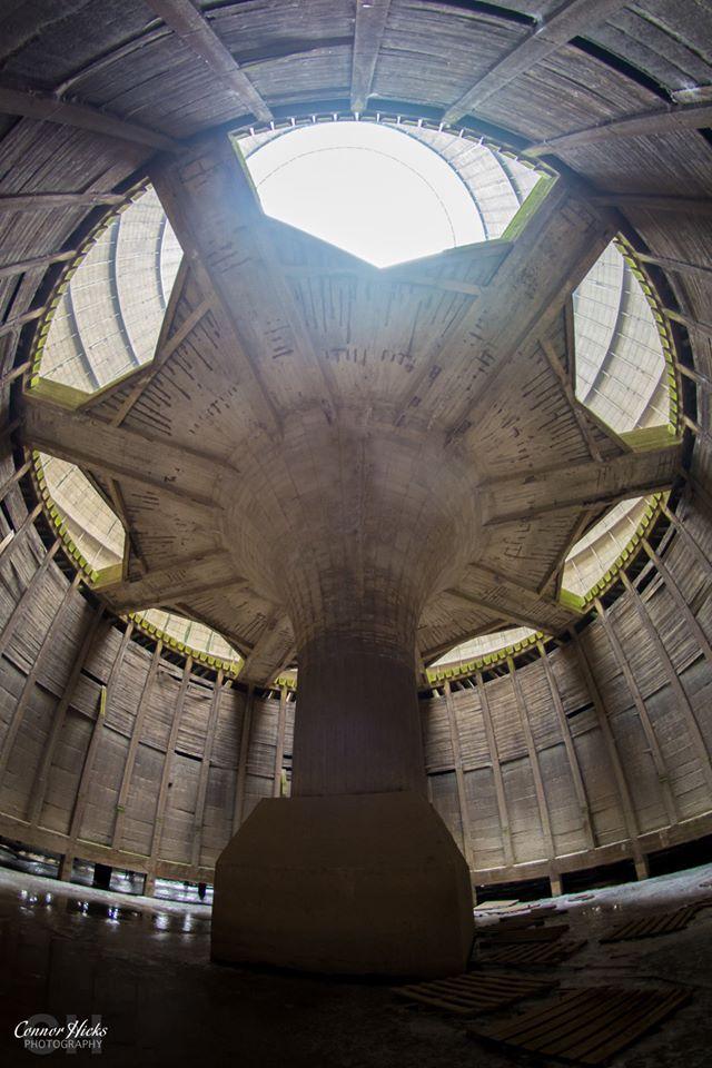 IM Cooling tower urbex belgium IM Cooling Tower, Belgium