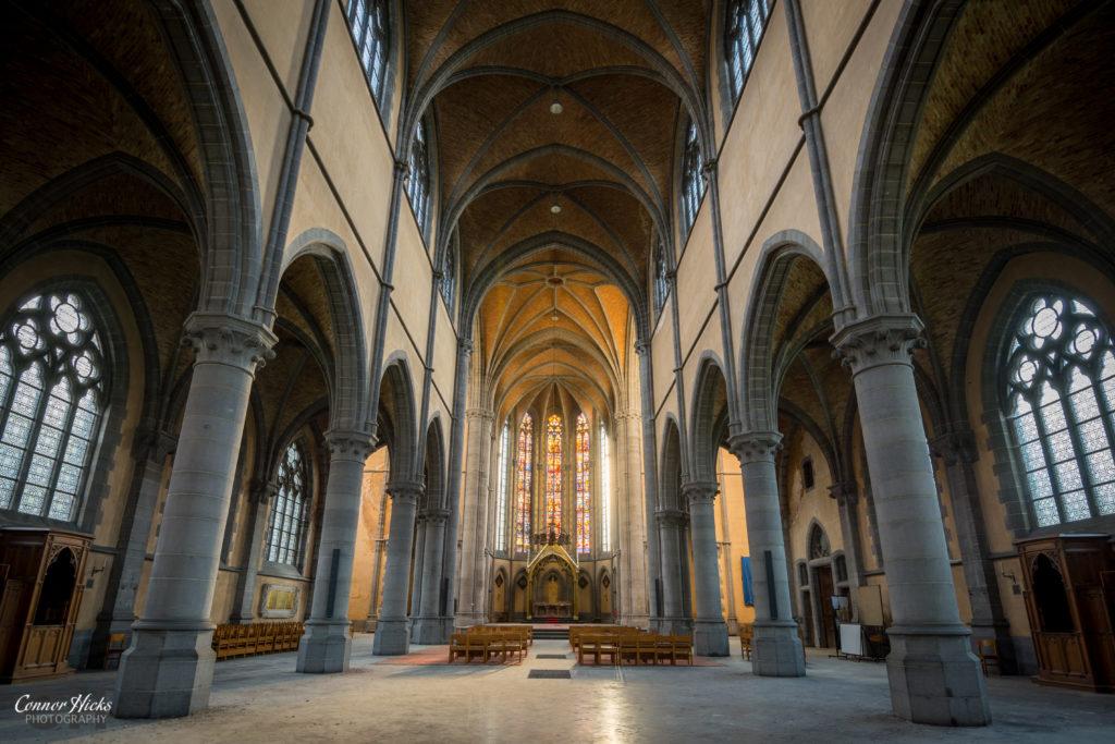 belgium urbex cliffhanger church  1024x683 Cliffhanger Church, Belgium