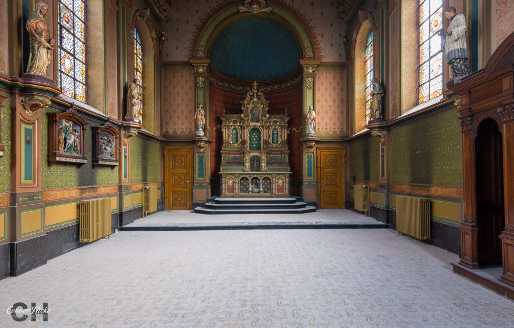 scola clxxv urbex belgium 1024x654 Scholla CLXXV, Belgium