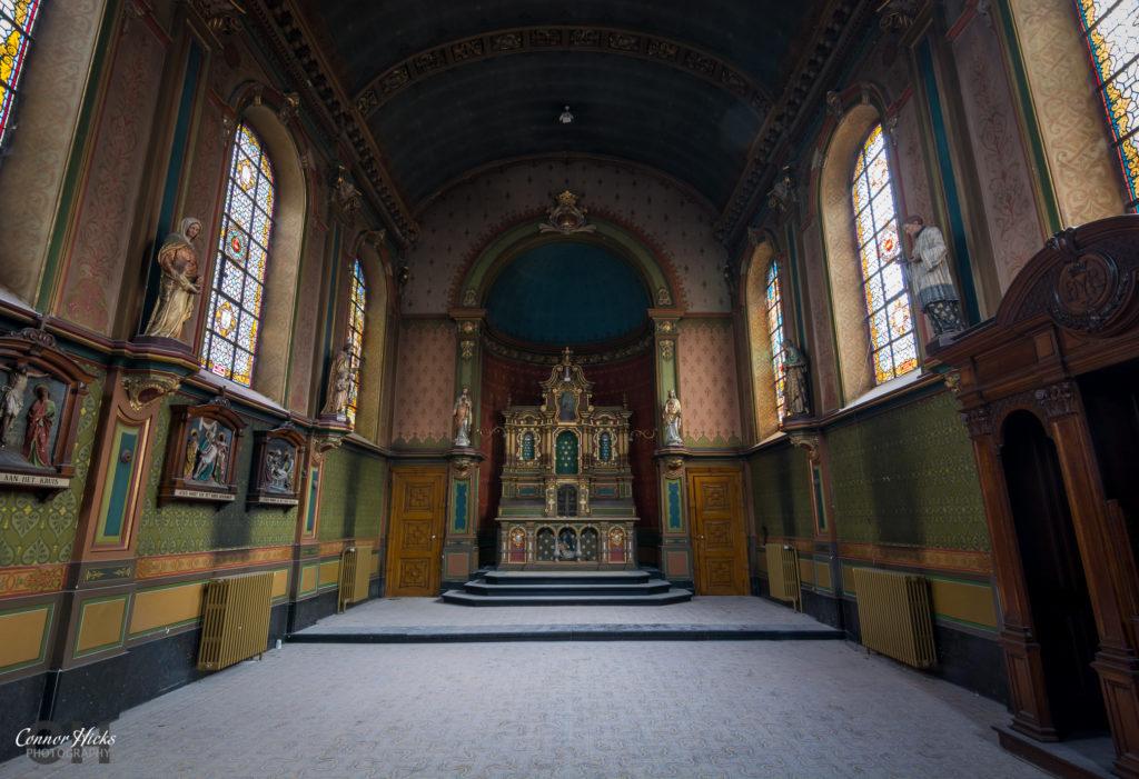 urbex belgium schola clxxv 1024x701 Scholla CLXXV, Belgium