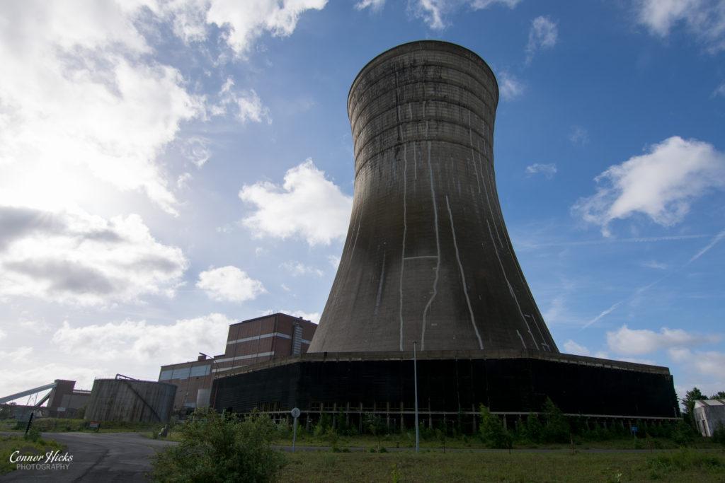 schneider cooling tower urbex 1024x683 Centrale De Schneider, France